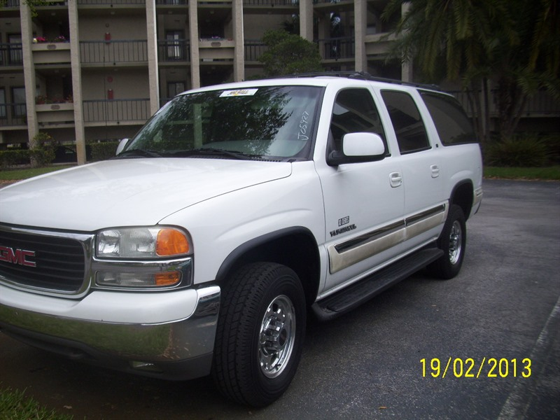 used 2001 gmc yukon for sale by owner in orlando fl 32808. Black Bedroom Furniture Sets. Home Design Ideas