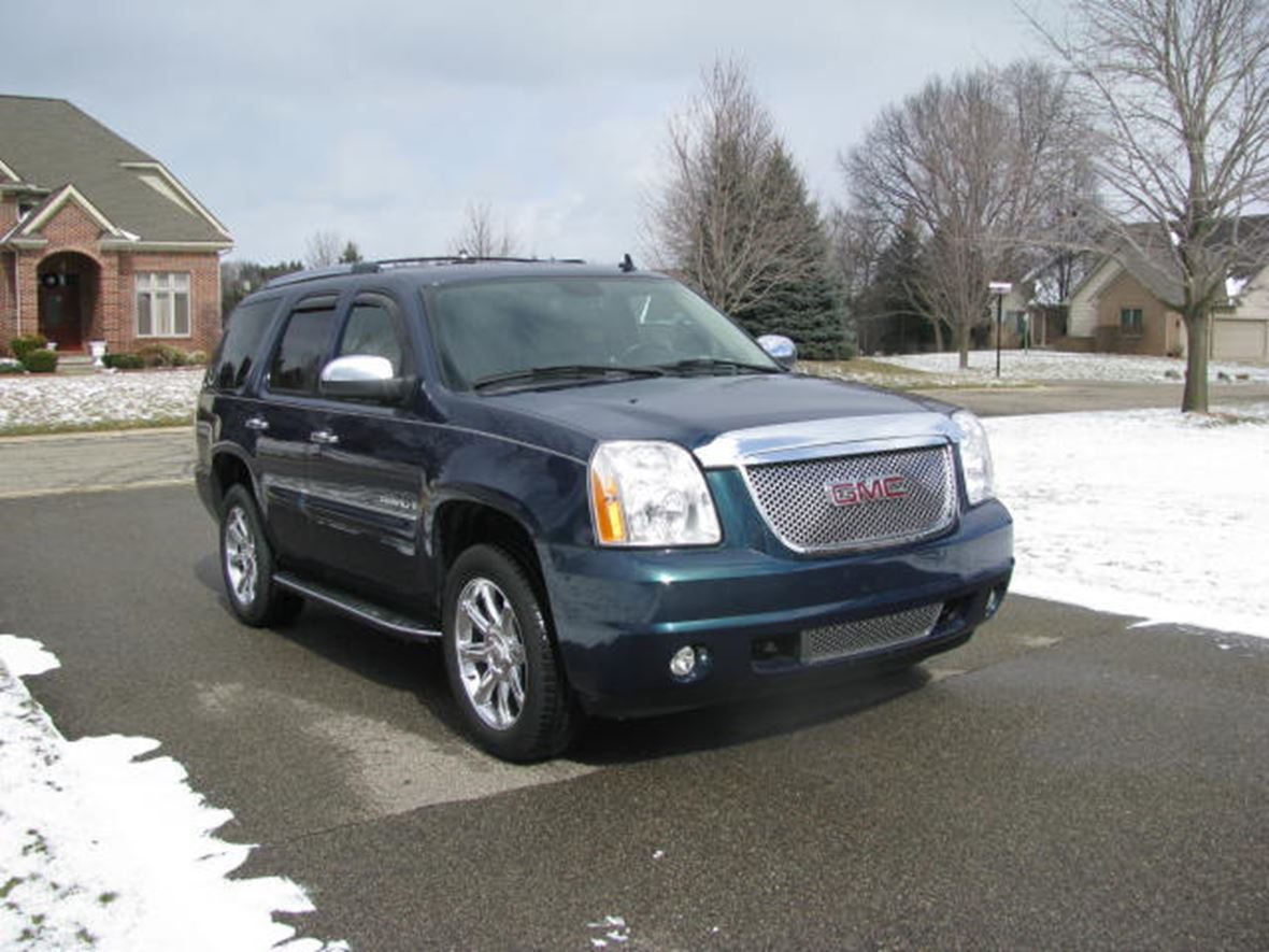 2007 gmc yukon denali images information and history html autos weblog. Black Bedroom Furniture Sets. Home Design Ideas