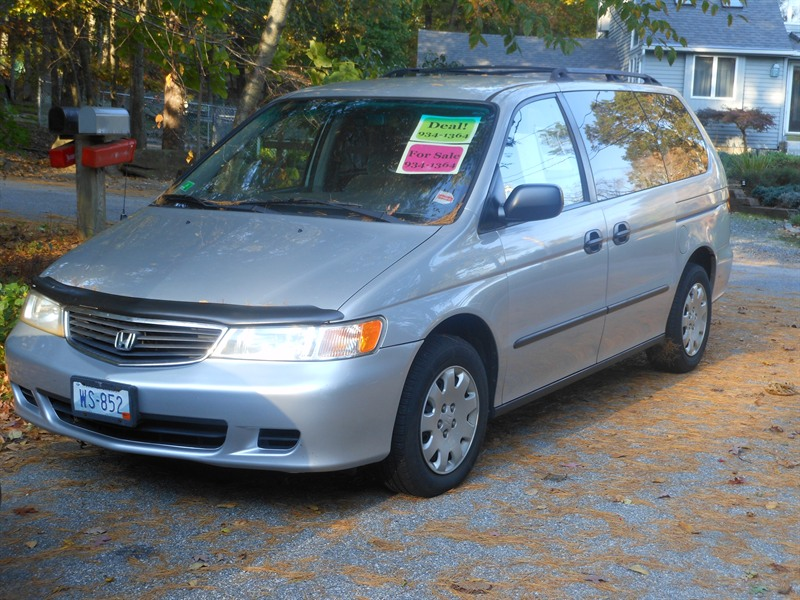 2001 honda odyssey for sale by owner in north scituate ri 02857. Black Bedroom Furniture Sets. Home Design Ideas