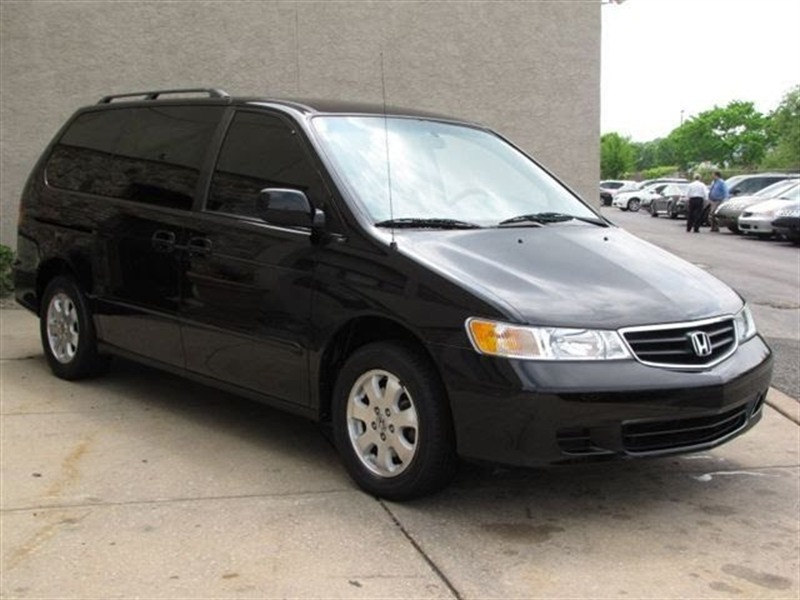 2004 honda odyssey for sale by owner in butte mt 59701. Black Bedroom Furniture Sets. Home Design Ideas