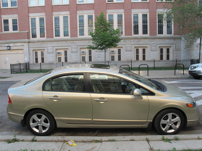 Used 2007 Honda civic for Sale by Owner in Chicago IL