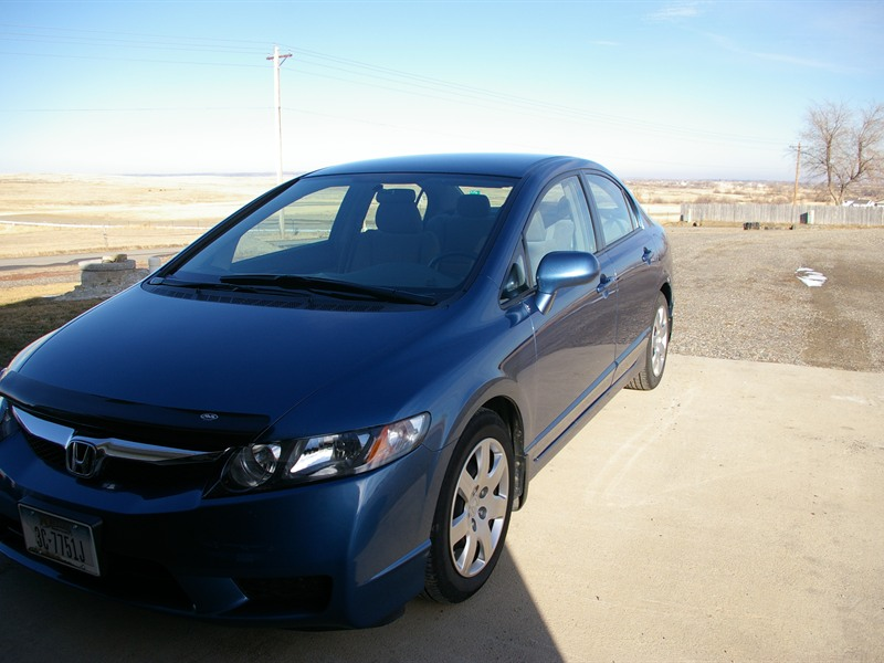 2009 honda civic for sale by owner in billings mt 59105. Black Bedroom Furniture Sets. Home Design Ideas