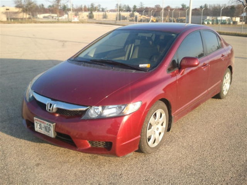 2009 Honda civic for Sale by Owner in tario WI