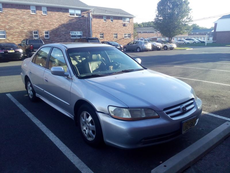 2001 honda accord for sale by owner in piscataway nj 08855. Black Bedroom Furniture Sets. Home Design Ideas
