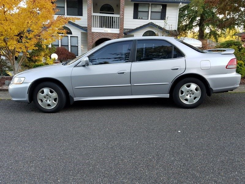 used 2001 honda accord for sale by owner in olympia wa 98502. Black Bedroom Furniture Sets. Home Design Ideas