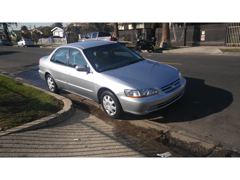 2001 honda accord for sale by owner in gardena ca 90249. Black Bedroom Furniture Sets. Home Design Ideas