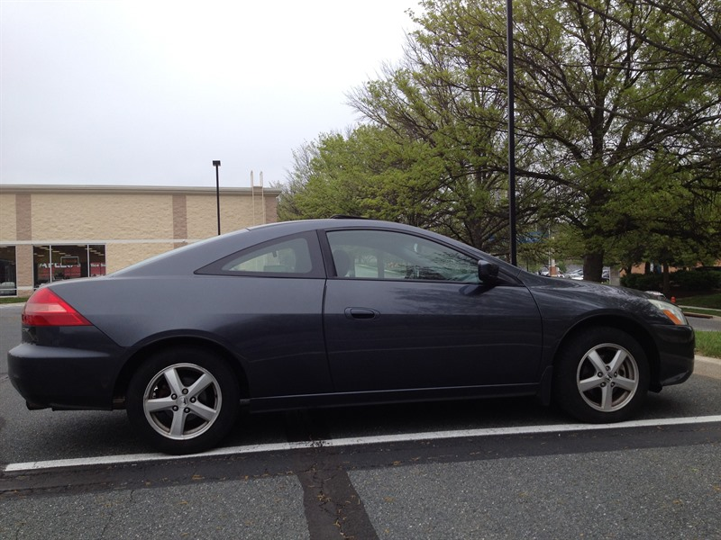 2004 honda accord for sale by owner in ellicott city md 21042. Black Bedroom Furniture Sets. Home Design Ideas