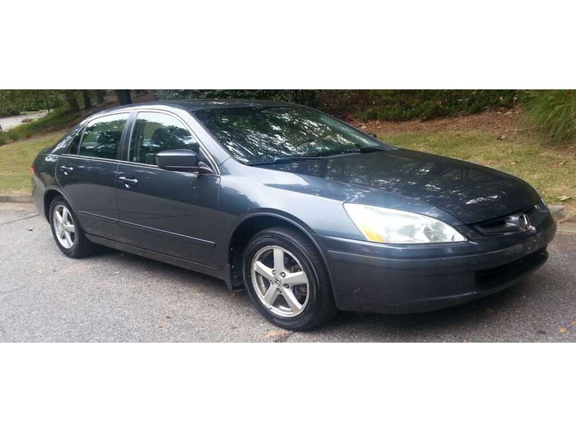 2004 honda accord for sale by owner in alpharetta ga 30022. Black Bedroom Furniture Sets. Home Design Ideas