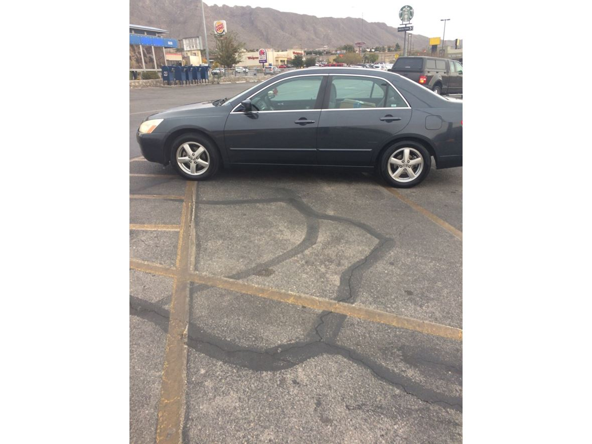2004 Honda Accord for sale by owner in El Paso
