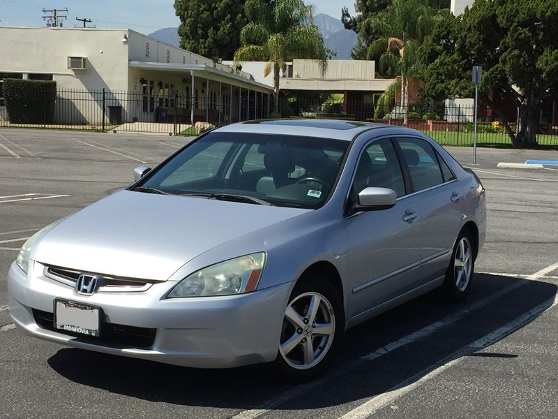 honda accord 2005 owner alhambra