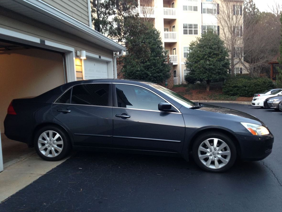2007 Honda Accord Private Car Sale In Atlanta Ga 30339