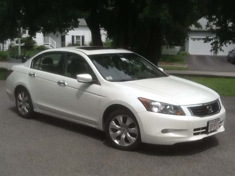 2008 honda accord for sale by owner in walpole ma 02081. Black Bedroom Furniture Sets. Home Design Ideas