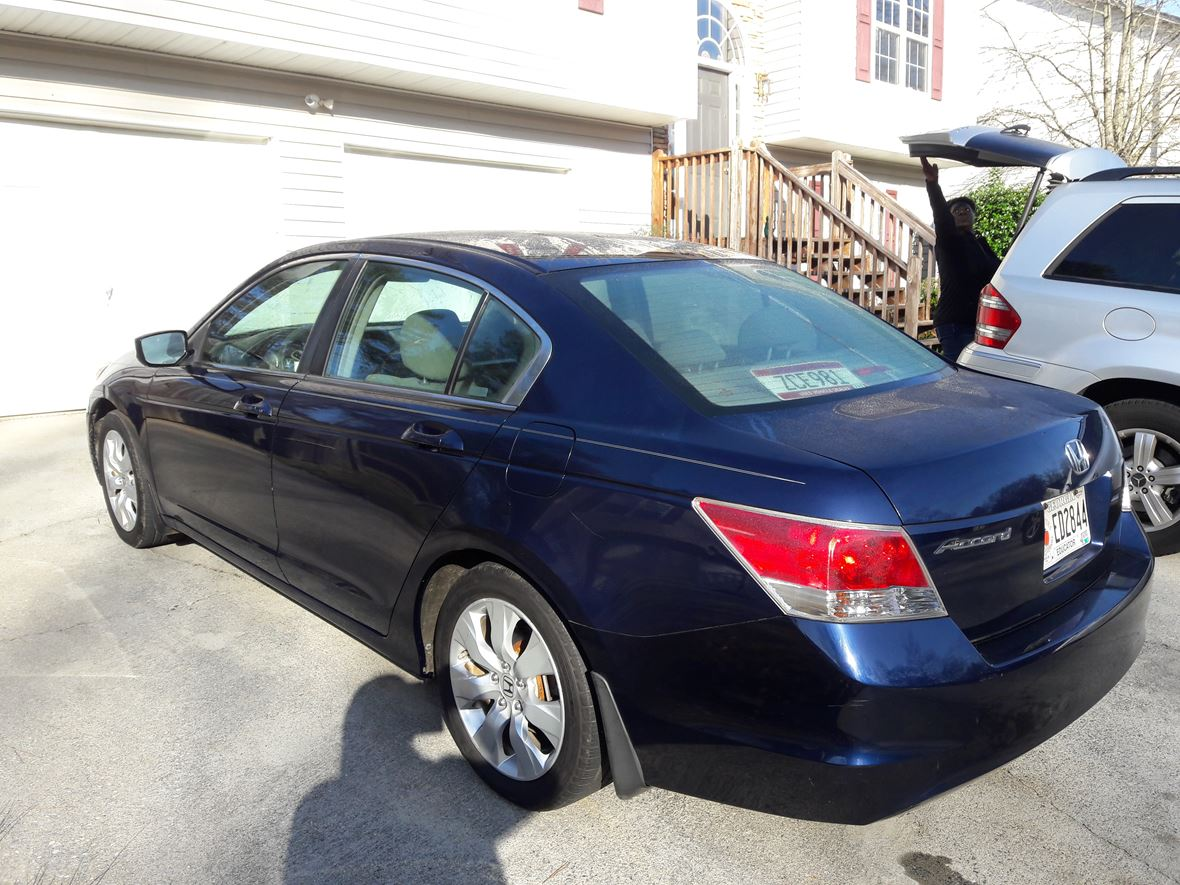 2008 honda accord for sale by owner in lithia springs ga 30122. Black Bedroom Furniture Sets. Home Design Ideas
