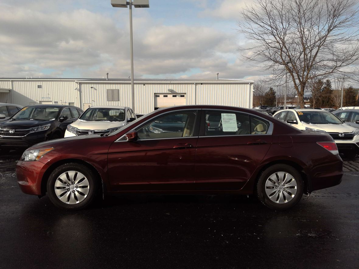 2009 honda accord for sale by owner in saratoga springs ny 12866. Black Bedroom Furniture Sets. Home Design Ideas