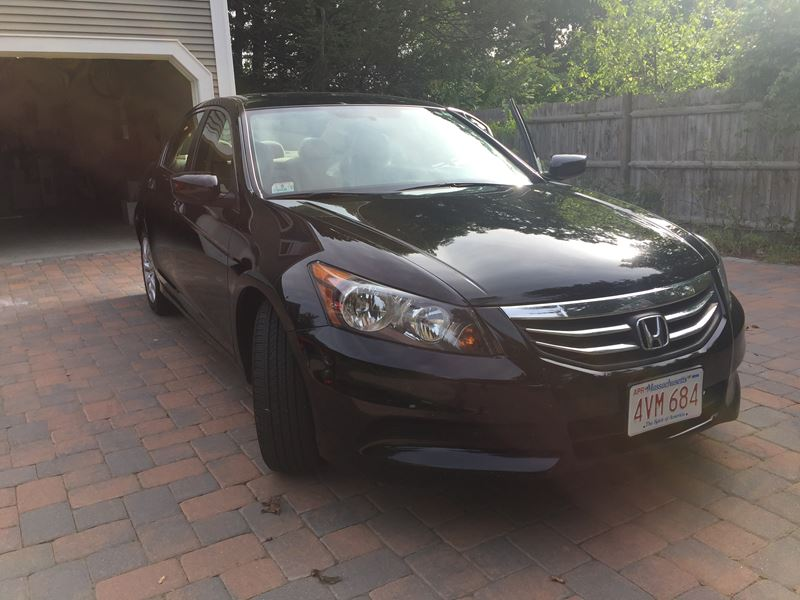 2011 Honda Accord For Sale By Owner In Framingham Ma 01705