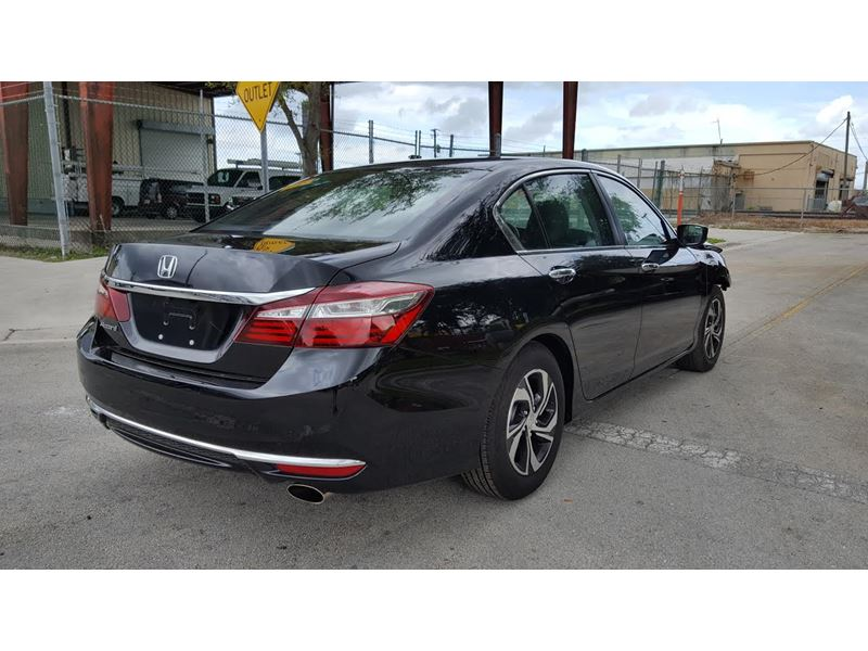 2016 honda accord for sale by owner in hialeah fl 33018. Black Bedroom Furniture Sets. Home Design Ideas