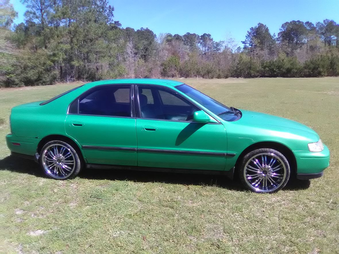 1995 honda accord coupe for sale by private owner in for Honda accord coupe for sale