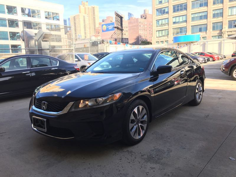 2014 honda accord coupe for sale by owner in new york ny for Honda accord 2014 for sale