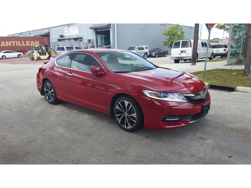 2016 honda accord coupe for sale by owner in hialeah fl 33018