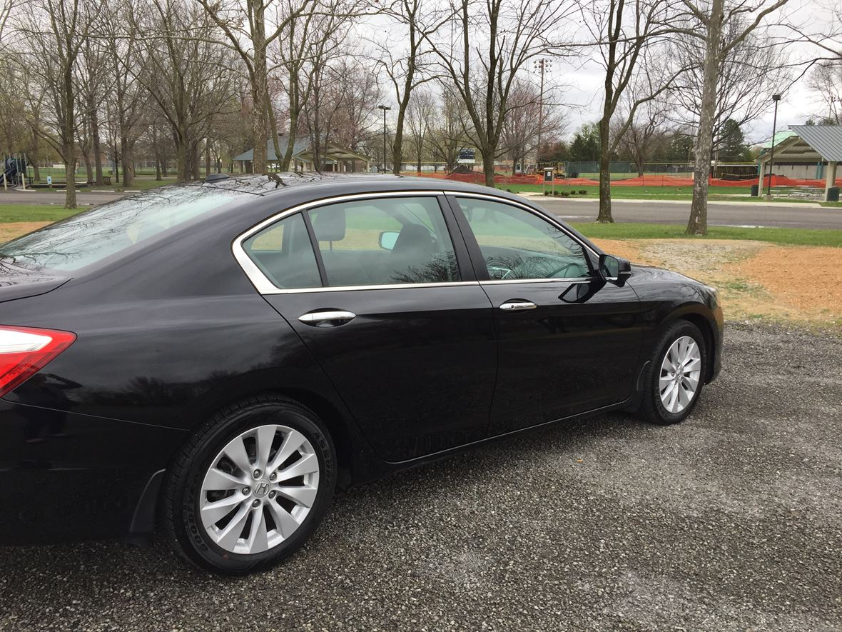 2015 honda accord ex l for sale by owner in o fallon il 62269. Black Bedroom Furniture Sets. Home Design Ideas