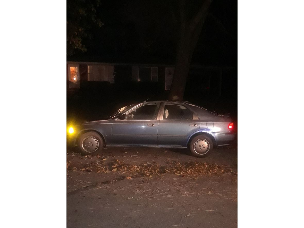 1995 Honda Civic for sale by owner in Saint Louis
