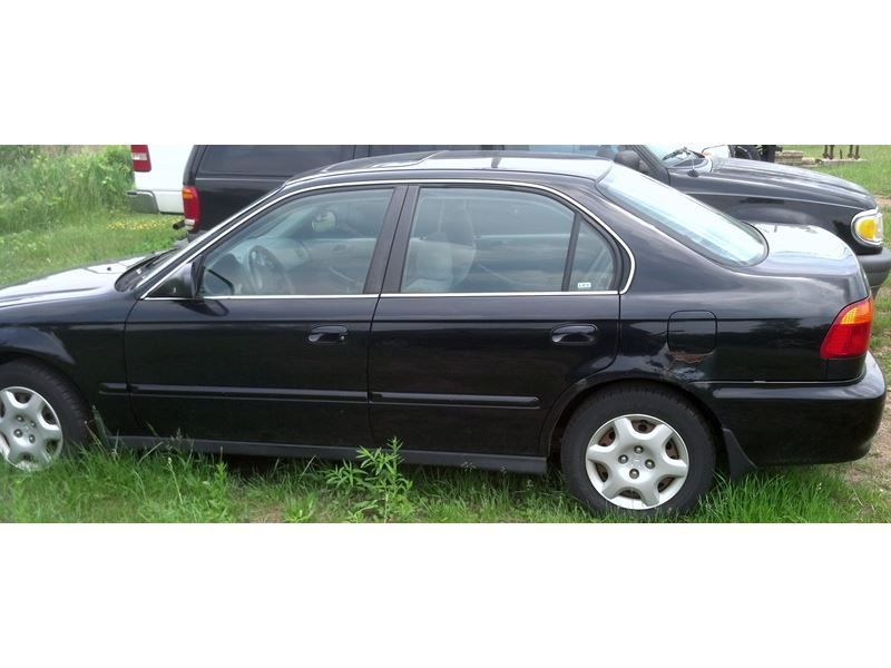 1999 honda civic for sale by owner in madison oh 44057. Black Bedroom Furniture Sets. Home Design Ideas