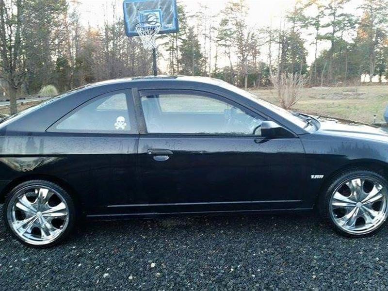 2004 honda civic for sale by owner in reidsville nc 27320. Black Bedroom Furniture Sets. Home Design Ideas