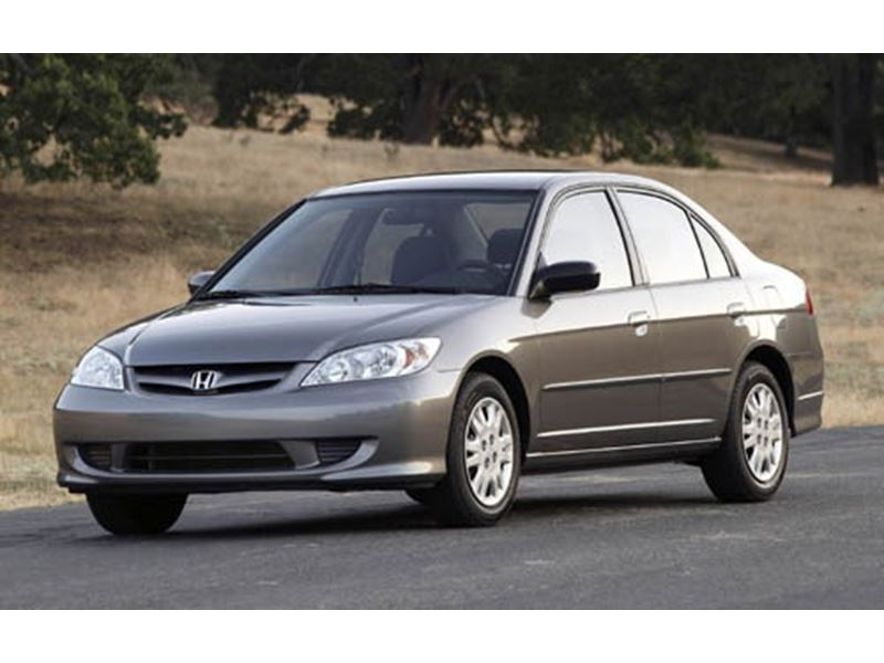 2004 honda civic for sale by owner in chicago il 60701. Black Bedroom Furniture Sets. Home Design Ideas