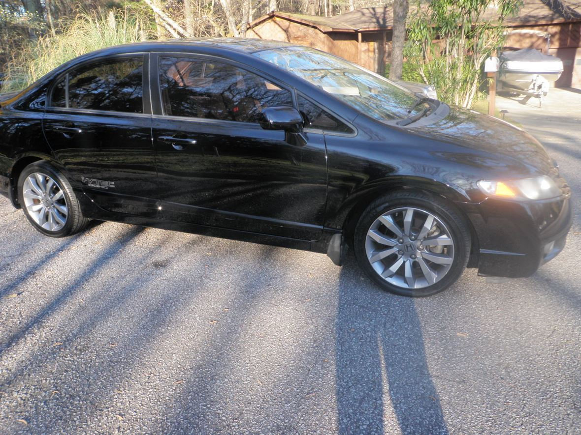 2009 honda civic for sale by owner in columbia sc 29250. Black Bedroom Furniture Sets. Home Design Ideas
