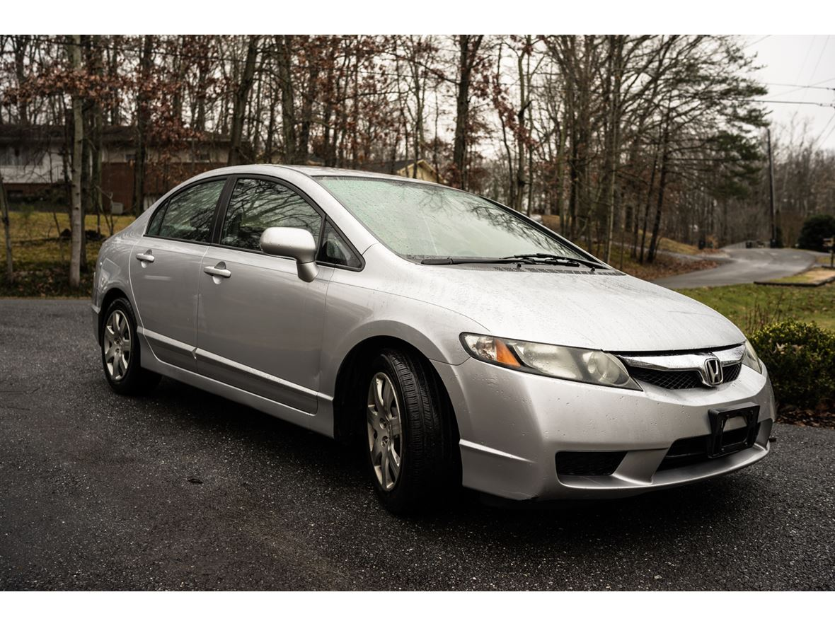 2009 honda civic for sale by owner in lynchburg va 24502. Black Bedroom Furniture Sets. Home Design Ideas
