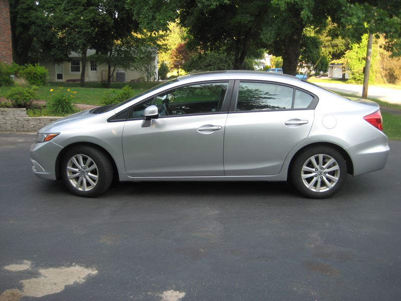 2012 honda civic for sale by owner in chelmsford ma 01824. Black Bedroom Furniture Sets. Home Design Ideas