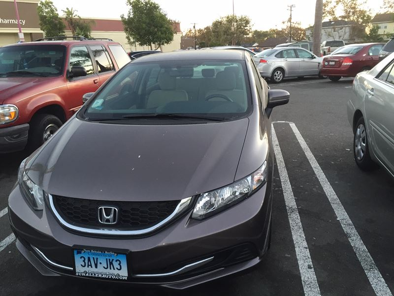 2015 honda civic for sale by owner in torrance ca 90503 for Honda civic 2015 for sale