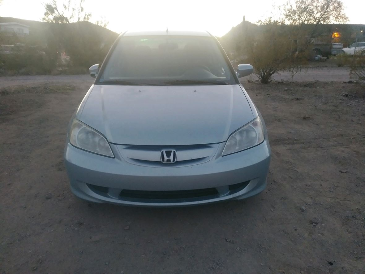 2004 Honda civic  hybrid for sale by owner in Tucson