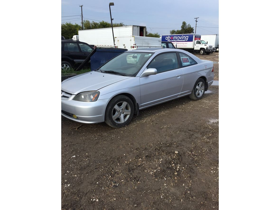 2001 honda civic coupe for sale by owner in fort worth tx 76140. Black Bedroom Furniture Sets. Home Design Ideas