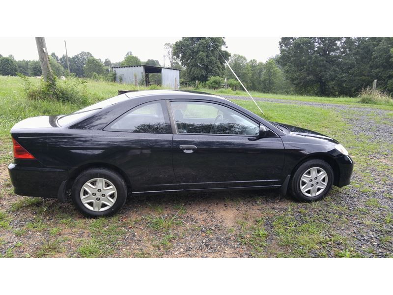 used 2005 honda civic coupe for sale by owner in cana va 24317. Black Bedroom Furniture Sets. Home Design Ideas