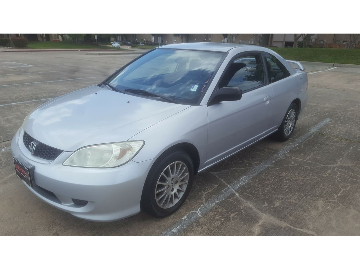 2005 honda civic coupe for sale by owner in houston tx 77299