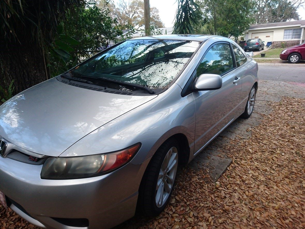 2006 honda civic coupe for sale by owner in tampa fl 33694. Black Bedroom Furniture Sets. Home Design Ideas