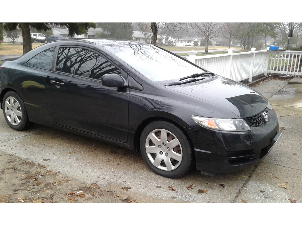 2009 honda civic coupe for sale by owner in mentor oh 44061. Black Bedroom Furniture Sets. Home Design Ideas