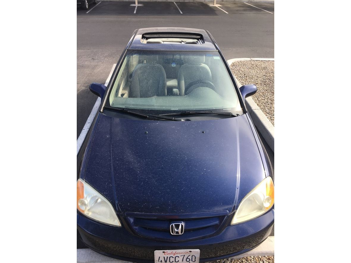 2002 Honda Civic Coupe EX for sale by owner in Tucson