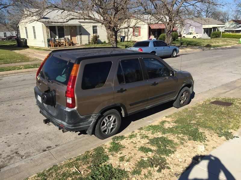 2002 honda cr v for sale by owner in fort worth tx 76198. Black Bedroom Furniture Sets. Home Design Ideas