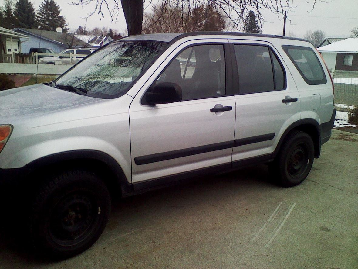 2002 Honda Cr-V for sale by owner in Omak