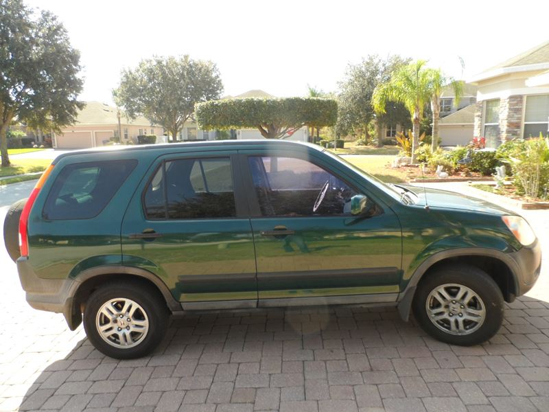 2003 honda cr v for sale by private owner in winter haven. Black Bedroom Furniture Sets. Home Design Ideas