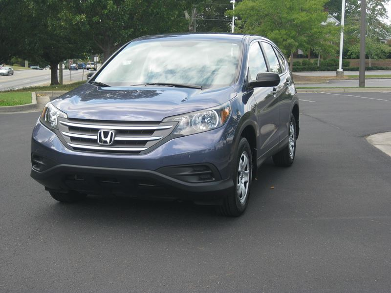 used 2013 honda cr v for sale by owner in rome ga 30165