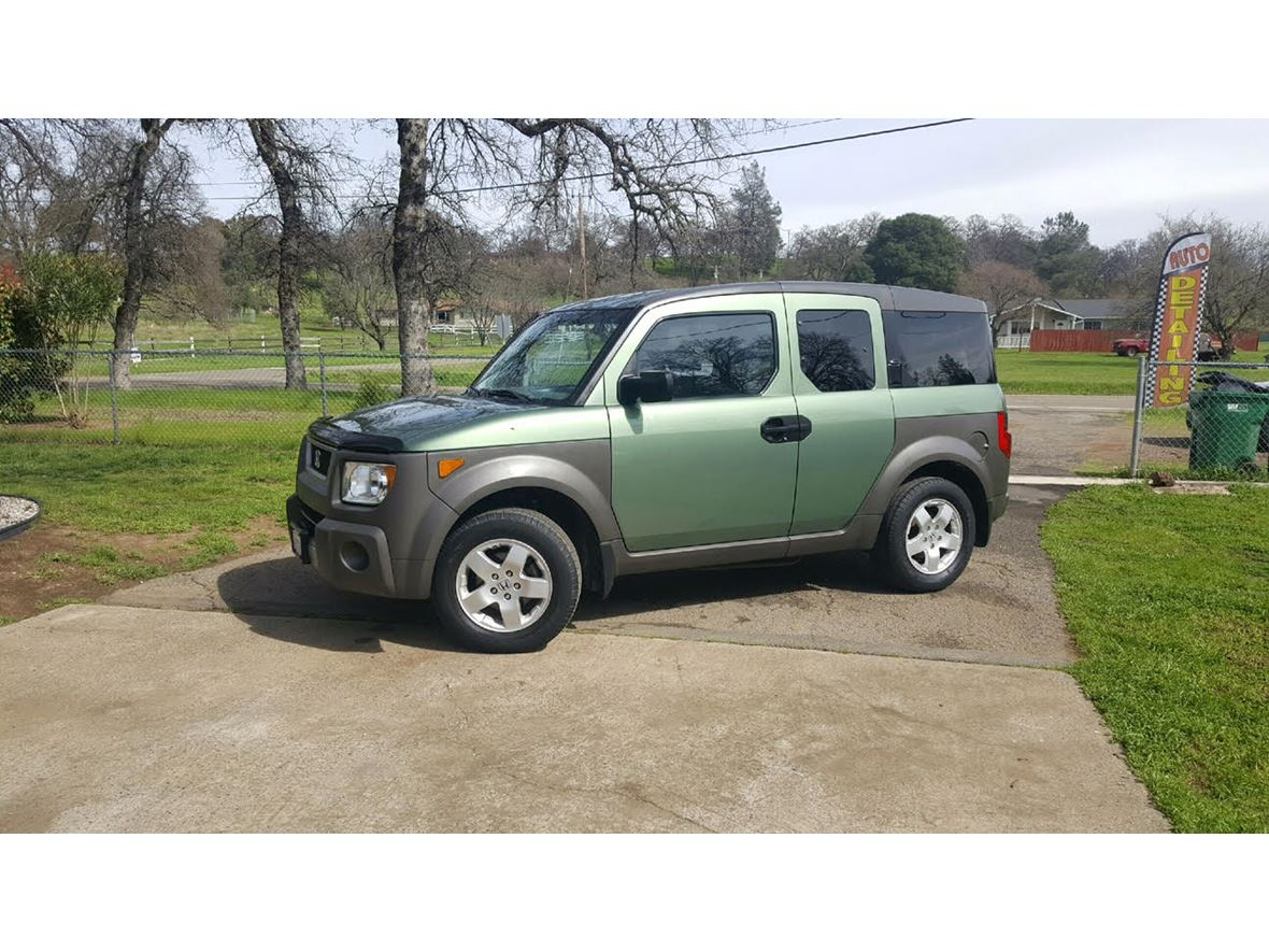 2004 honda element for sale by private owner in redding ca 96099. Black Bedroom Furniture Sets. Home Design Ideas