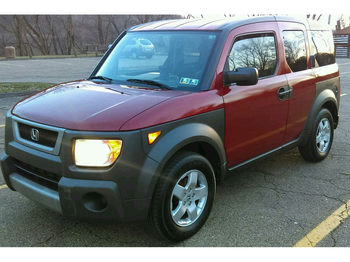 2003 honda element ex awd for sale by owner in creighton pa. Black Bedroom Furniture Sets. Home Design Ideas
