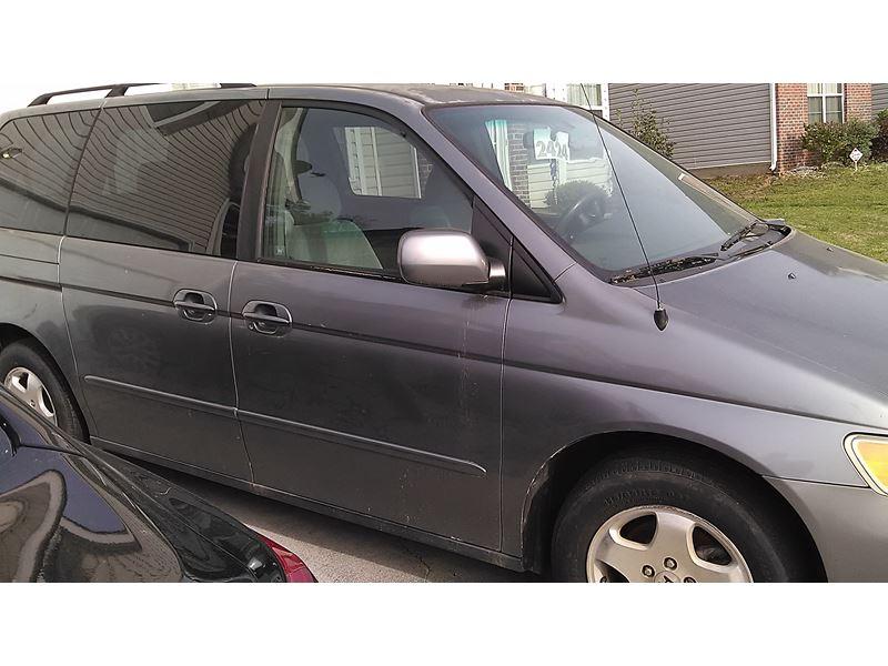 2001 honda odyssey private car sale in loganville ga 30052. Black Bedroom Furniture Sets. Home Design Ideas