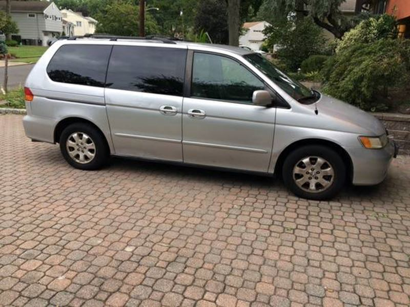 2004 honda odyssey for sale by owner in fair lawn nj 07410. Black Bedroom Furniture Sets. Home Design Ideas
