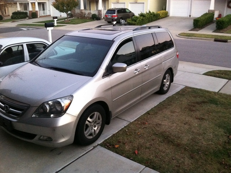 2006 honda odyssey for sale by owner in cary nc 27519. Black Bedroom Furniture Sets. Home Design Ideas