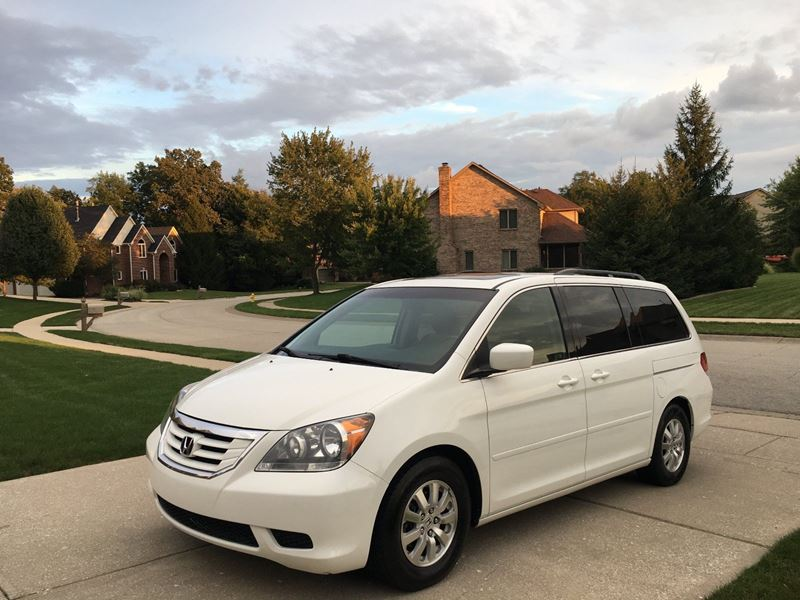 used 2009 honda odyssey for sale by owner in rapid city sd 57709. Black Bedroom Furniture Sets. Home Design Ideas