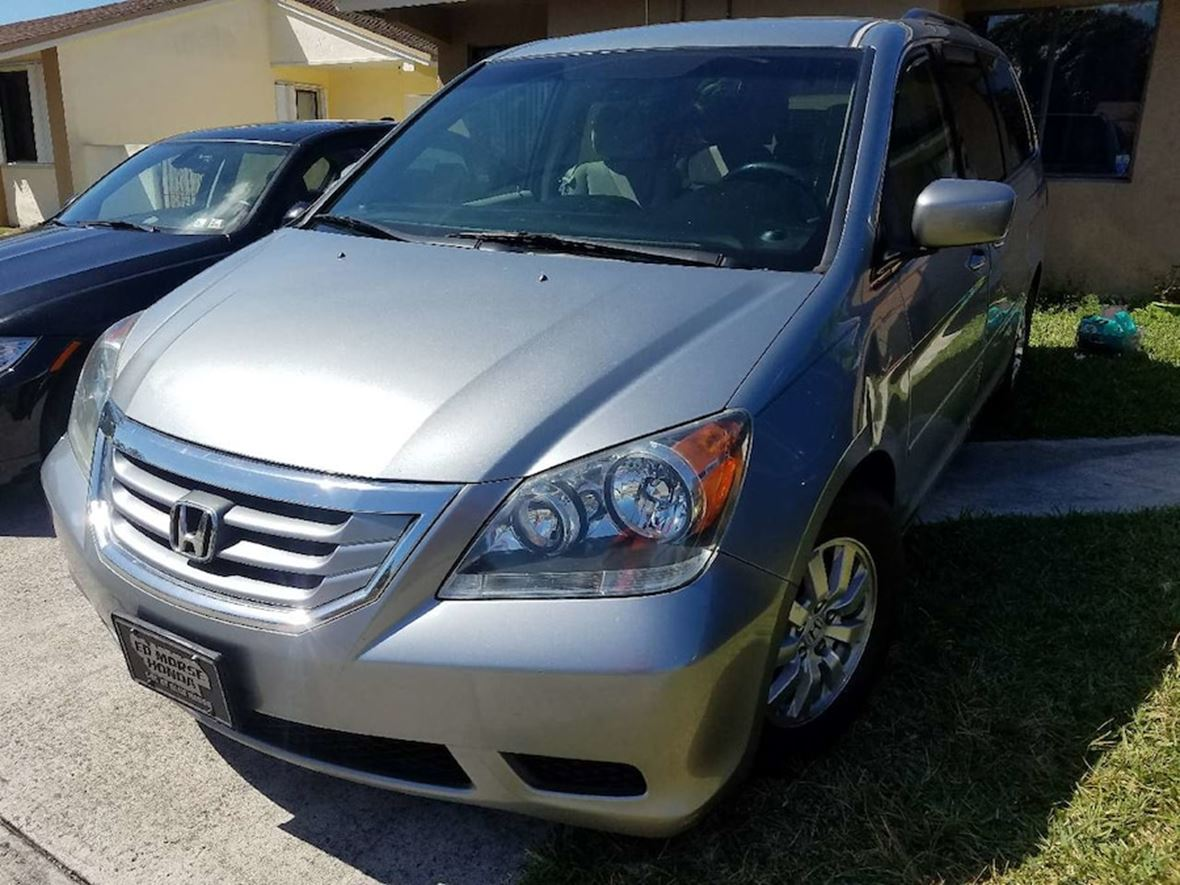 2009 honda odyssey for sale by private owner in miami fl 33191. Black Bedroom Furniture Sets. Home Design Ideas